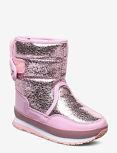 RD GLITTER KIDS - talvikengät - super pink