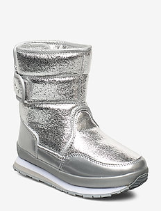 RD CRACKED METALLIC KIDS - SILVER