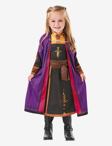 COSTUME RUBIES TODDLER ANNA TRAVEL DRESS 98 CL - costume accessories - multi colour