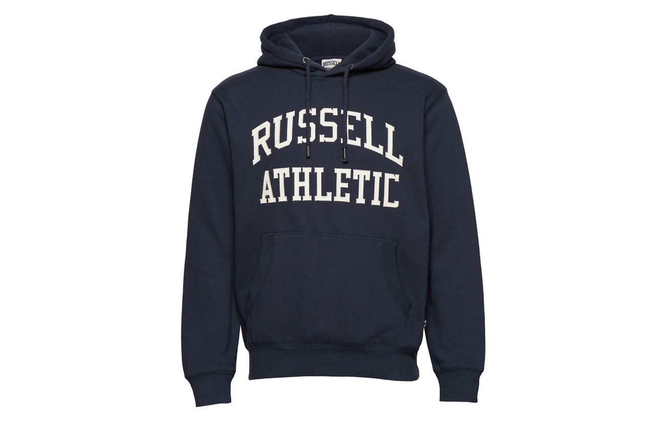 Twill Over Pull Hoody Ru Tackle Russell Fig Athletic tXqTwxCEgv