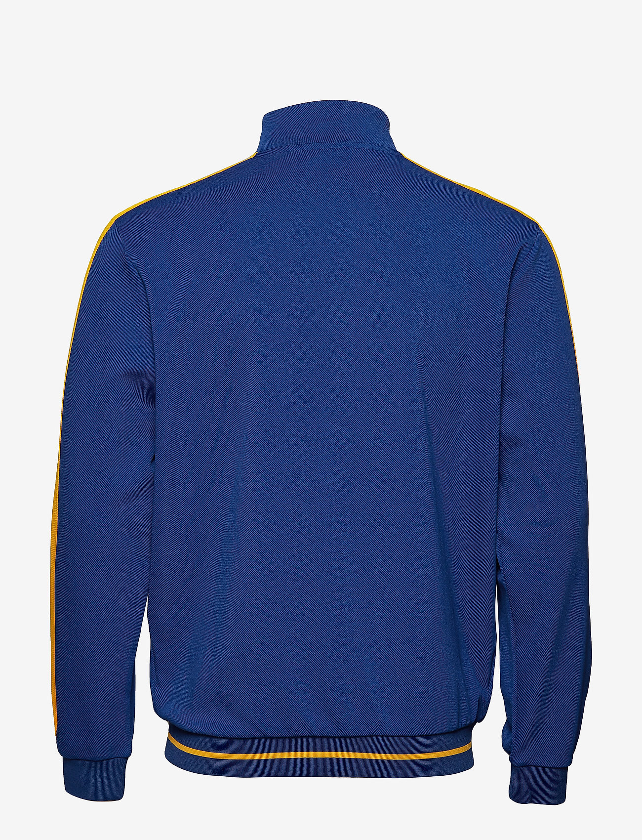 Russell Athletic - RU ANGELES-STRIPED TRCK JCKT - track jackets - mazarine blue - 1