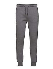 RU SEAMLESS FLOCK PRINTED CUFFED PANT - COLLEGIATE GREY MARL