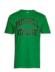 RU ICONIC S/S T-SH - BRIGHT GREEN
