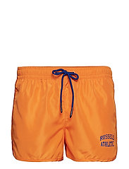 RU ICONIC SWIM SHO - VIBRANT ORANGE