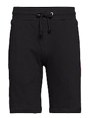 RU FORESTER-SEAM SHORT W R EMB - BLACK