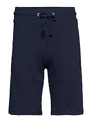 RU FORESTER-SEAM SHORT W R EMB - NAVY