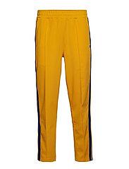RU GLAMIS-STRIPED TRCK PANT - GOLD FUSION