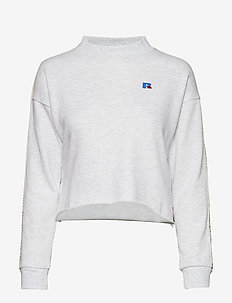 RU SOPHIA - SWEAT SHIRT - BLEACHED MARL