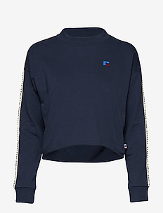RU SOPHIA - SWEAT SHIRT - NAVY