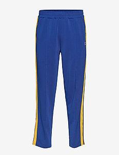 RU GLAMIS-STRIPED TRCK PANT - MAZARINE BLUE