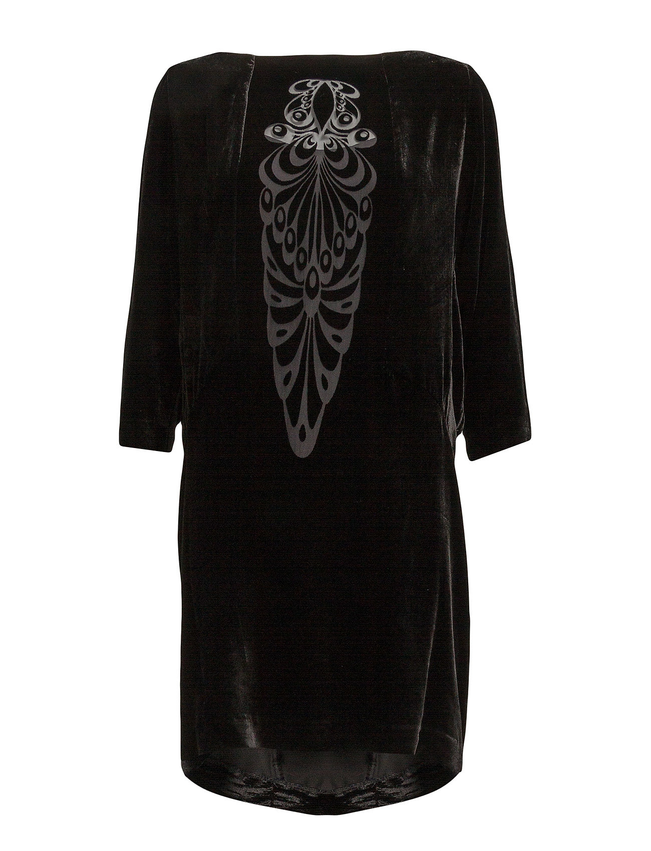 Rützou Dress Long Sleeves - BLACK