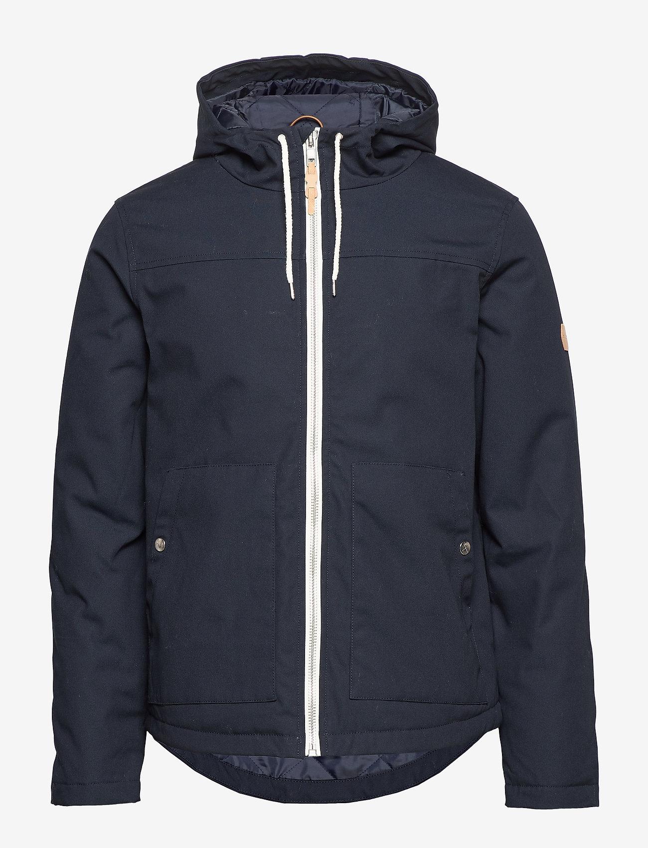 Parka Jacket (Navy) - RVLT WgEhed