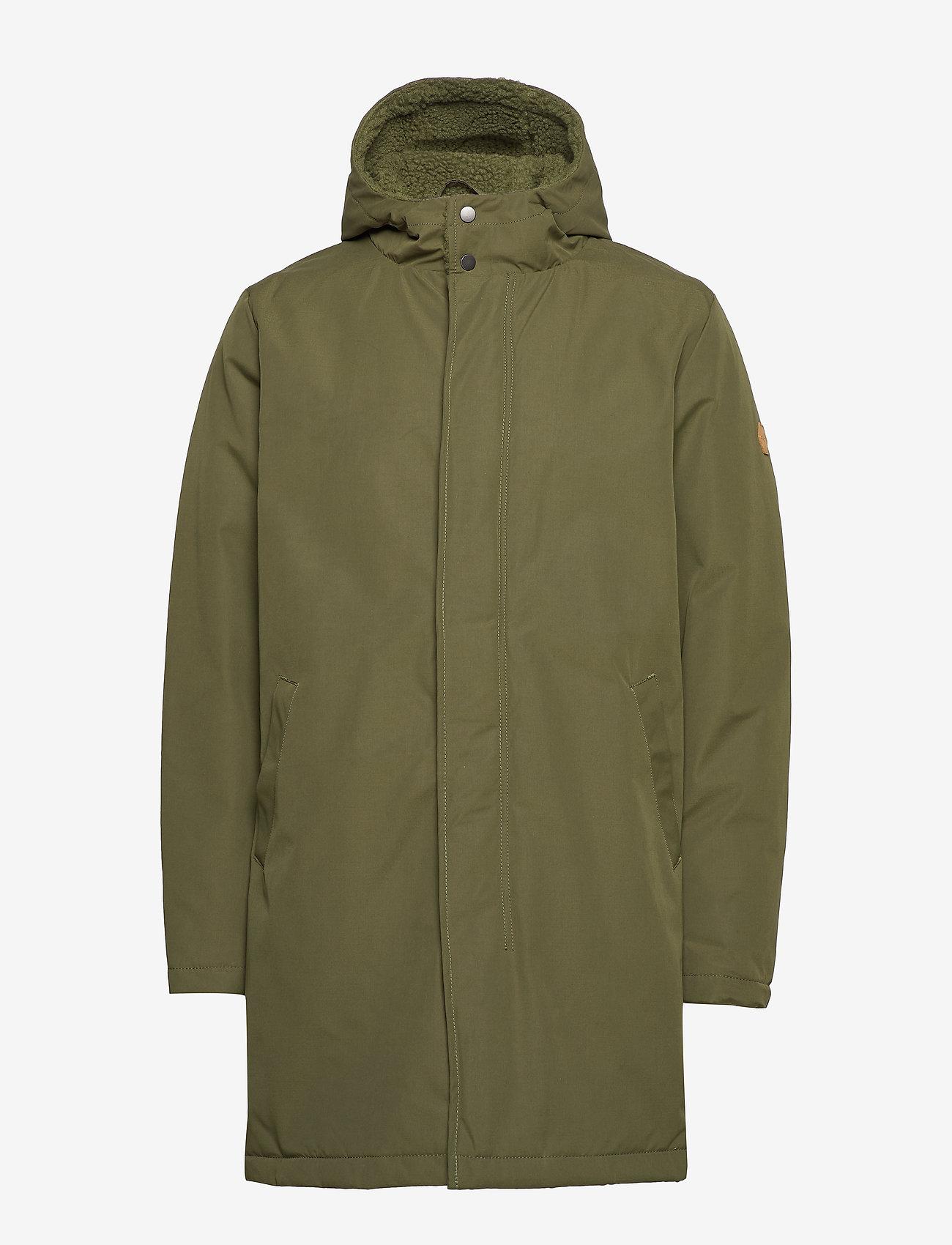 Rvlt Parka Jacket - Jackets & Coats
