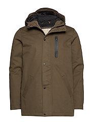 Parka jacket - DARKARMY