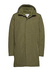 Parka jacket - ARMY