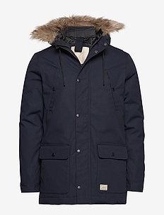 Parka jacket - parka's - navy