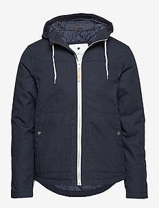 Parka jacket - windjassen - navy