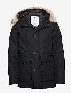 Parka jacket - parka's - black
