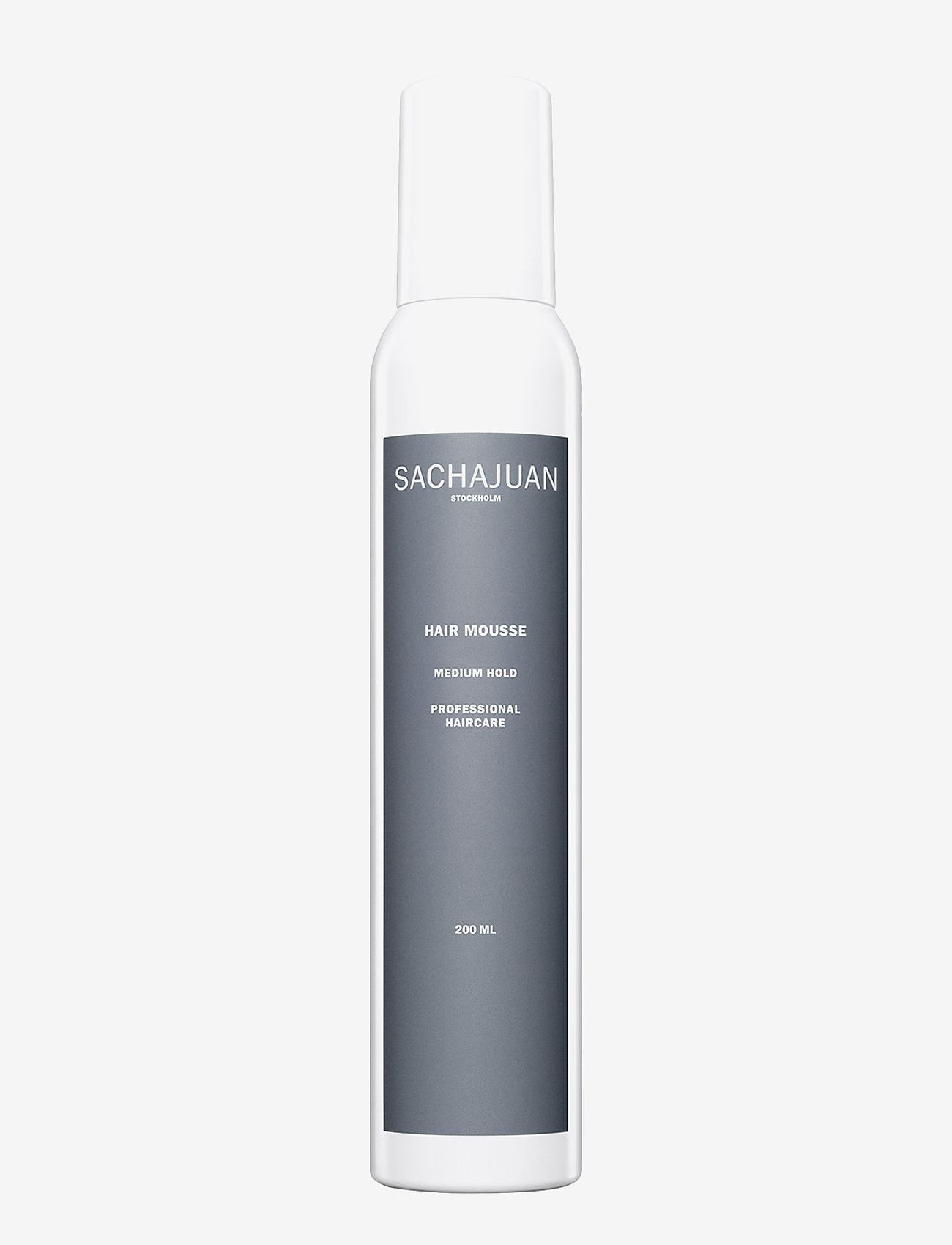 Sachajuan - RETAIL STYLING HAIR MOUSSE - spray - clear - 0
