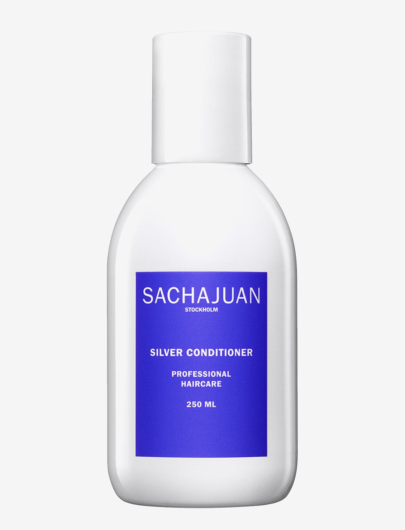 Sachajuan - CONDITIONER SILVER - balsam - clear - 0