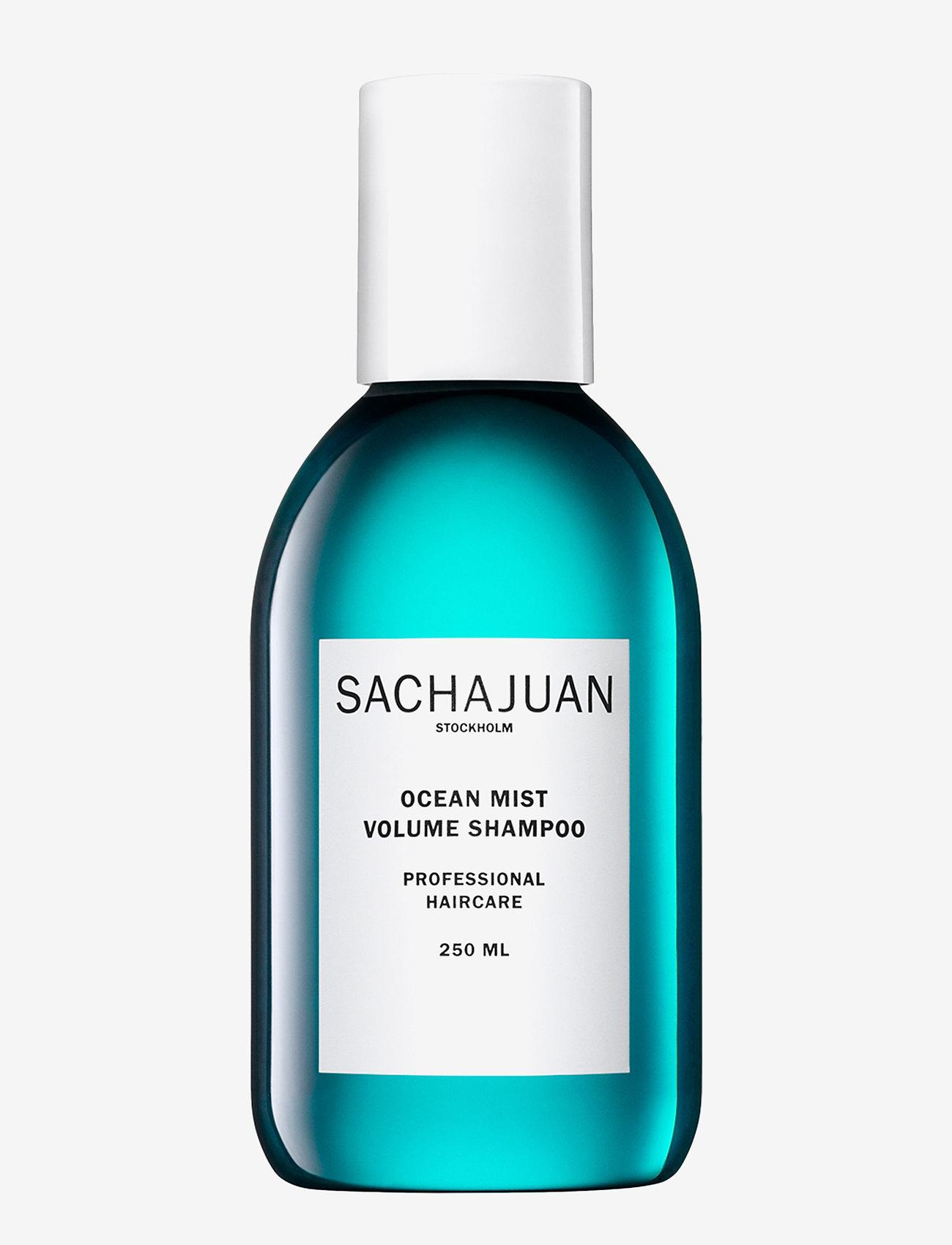 Sachajuan - SHAMPOO OCEAN MIST VOLUME - shampoo - clear - 0