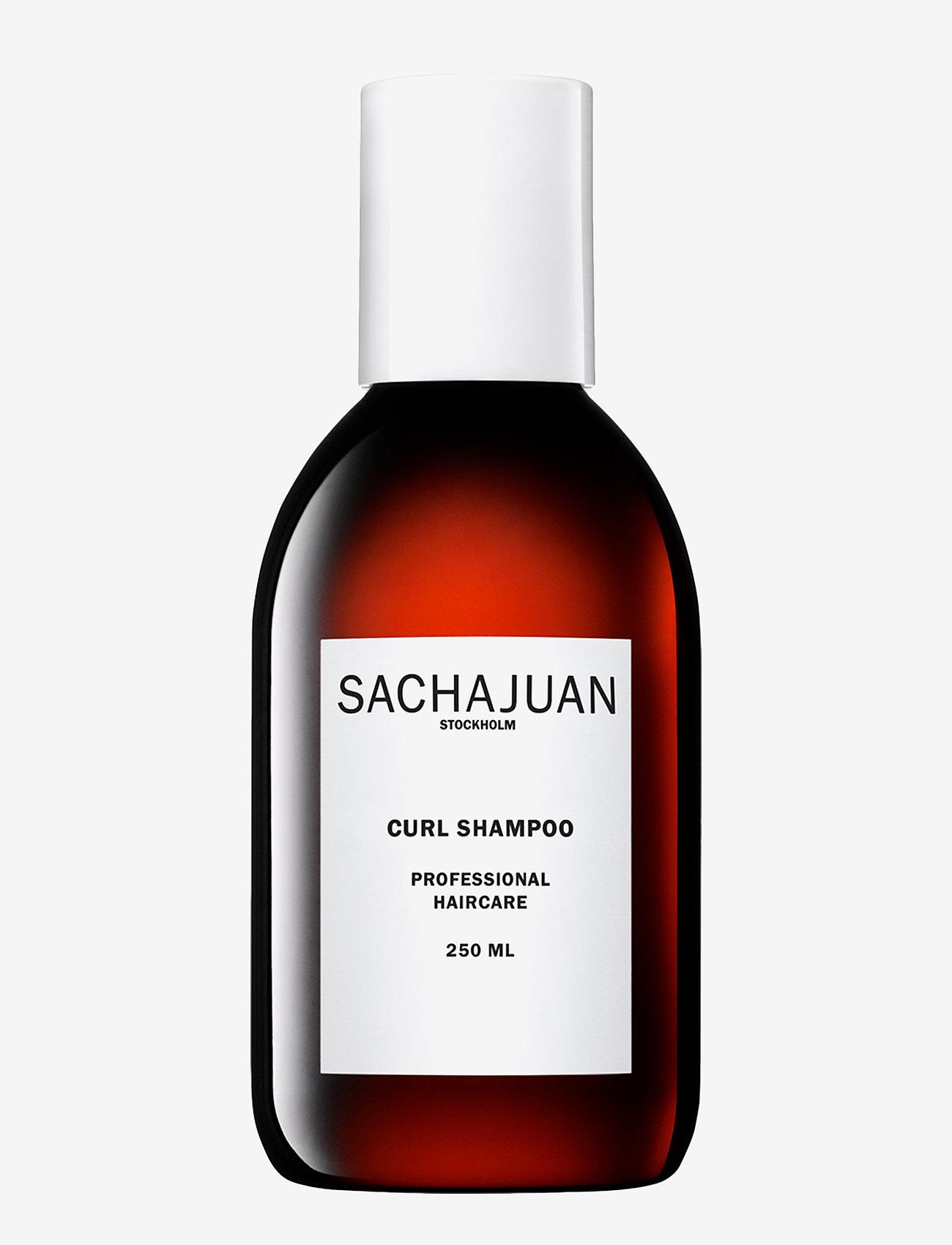 Sachajuan - SHAMPOO CURL - shampoo - clear - 0