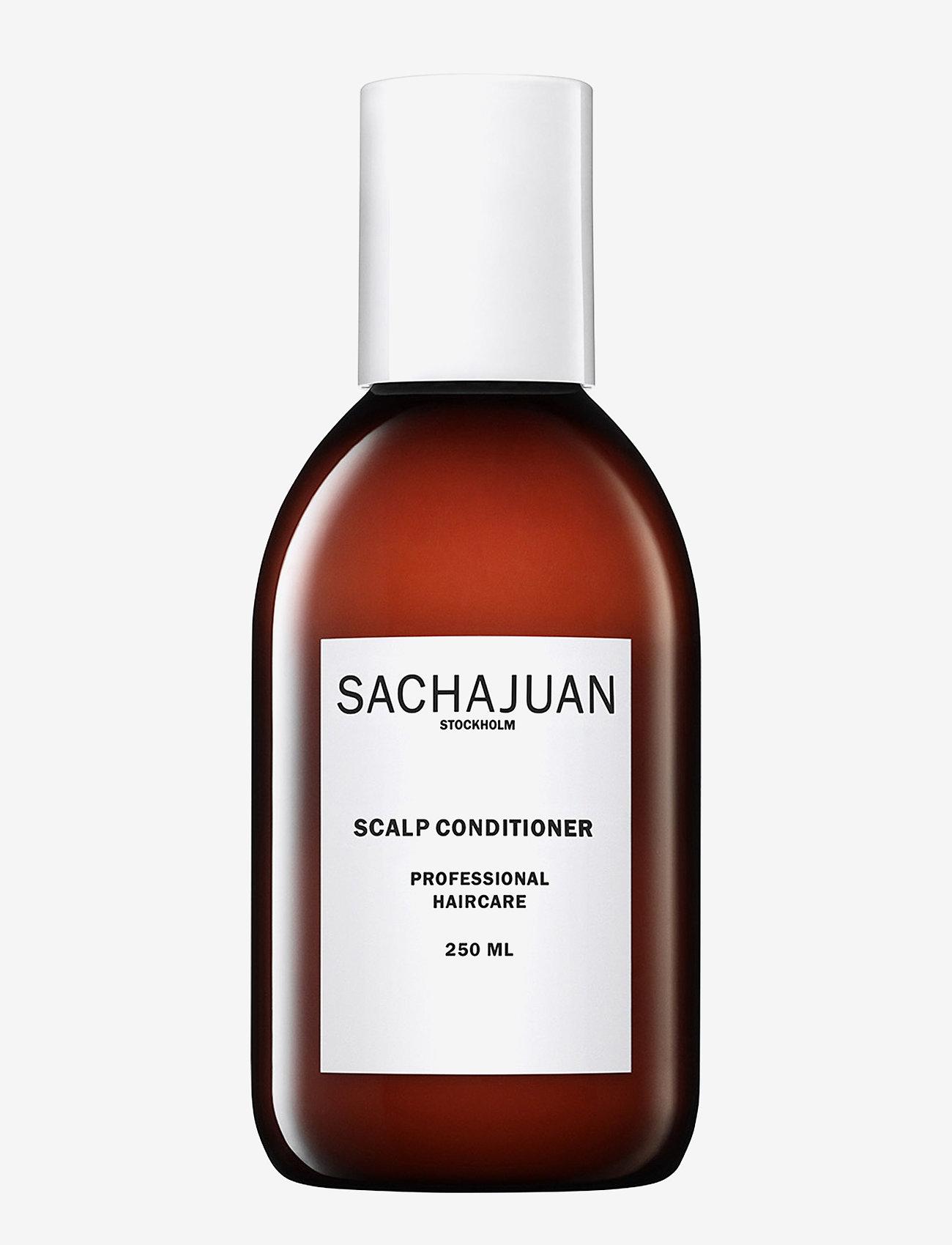 Sachajuan - CONDITIONER SCALP - balsam - clear - 0