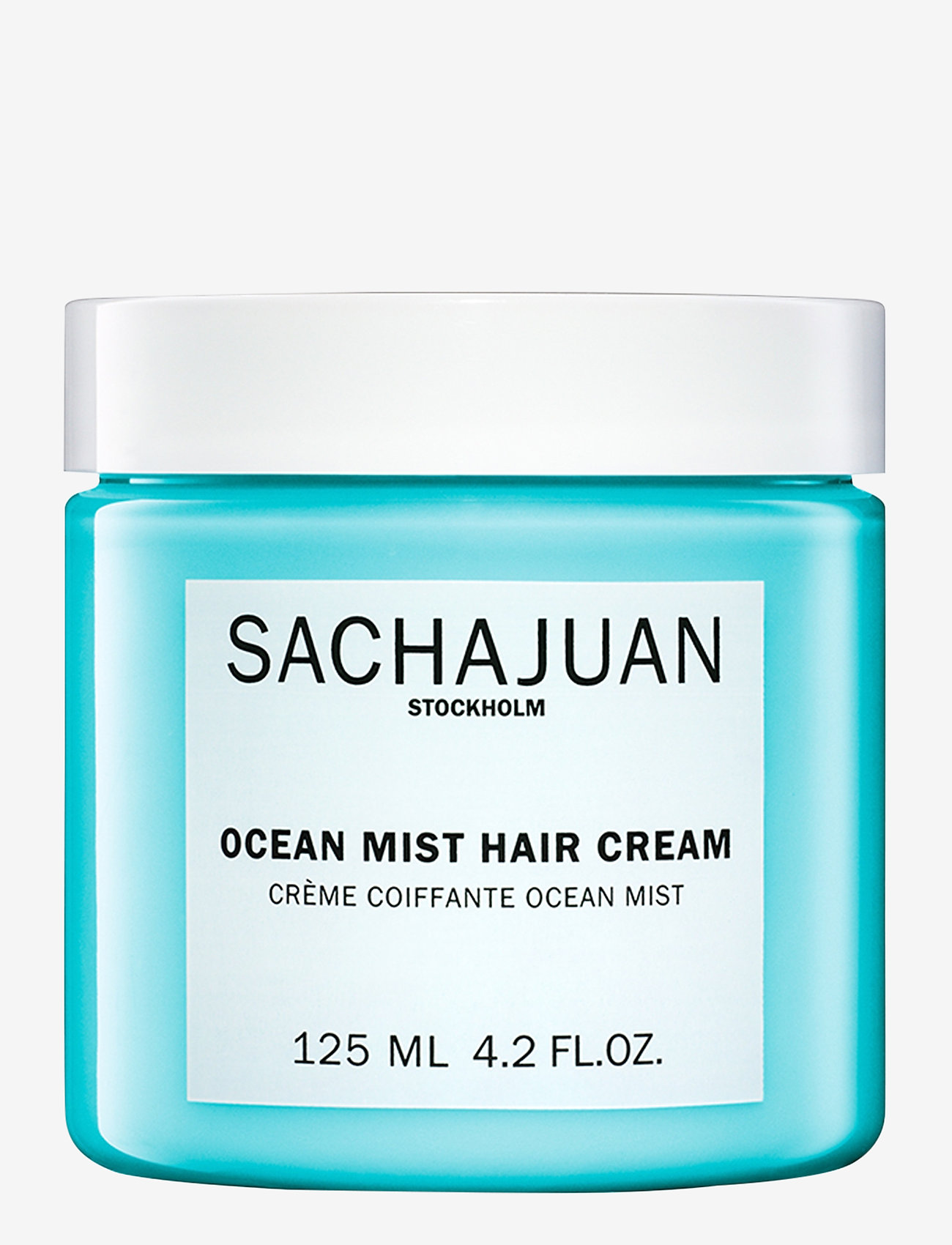 Sachajuan - STYLING OCEAN MIST HAIR CREAM - stylingkräm - no color - 0