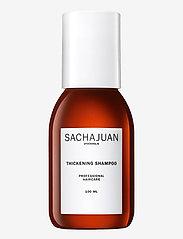 Sachajuan - TRAVELSIZE SHAMPOO THICKENING - shampoo - no color - 0