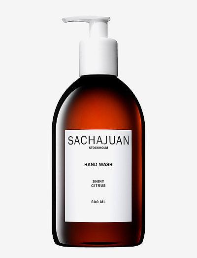 BODY WASH SHINY CITRUS HAND WASH - shower gel - clear