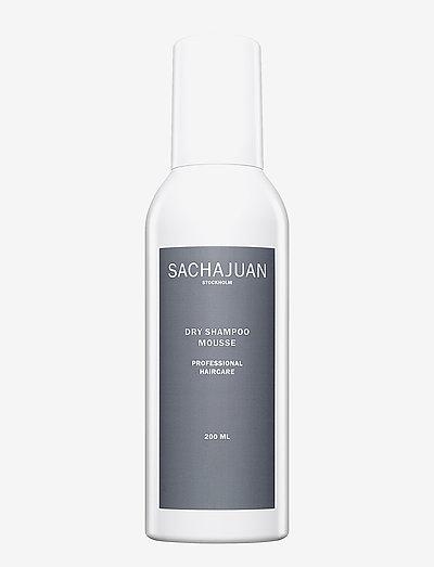 Dry Shampoo Mousse - tørshampoo - clear