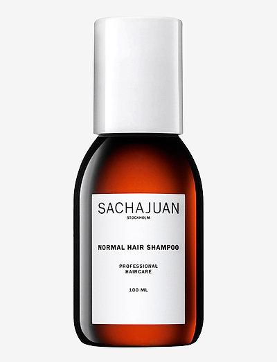 TRAVELSIZE SHAMPOO NORMALHAIR - shampoo - no color