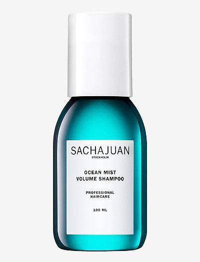 Travelsize Shampoo Ocean Mist Volume 100 ML - shampoo - no color