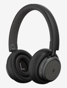 TOUCHit On-ear Headphones - hovedtelefoner - black