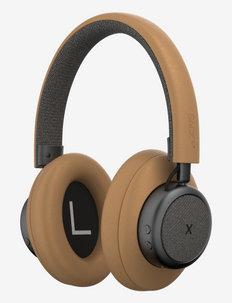 TOUCHit Over-ear Headphones - hodetelefoner - golden