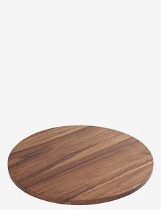 DRUMit Tray - tapasbrett og sett - brown