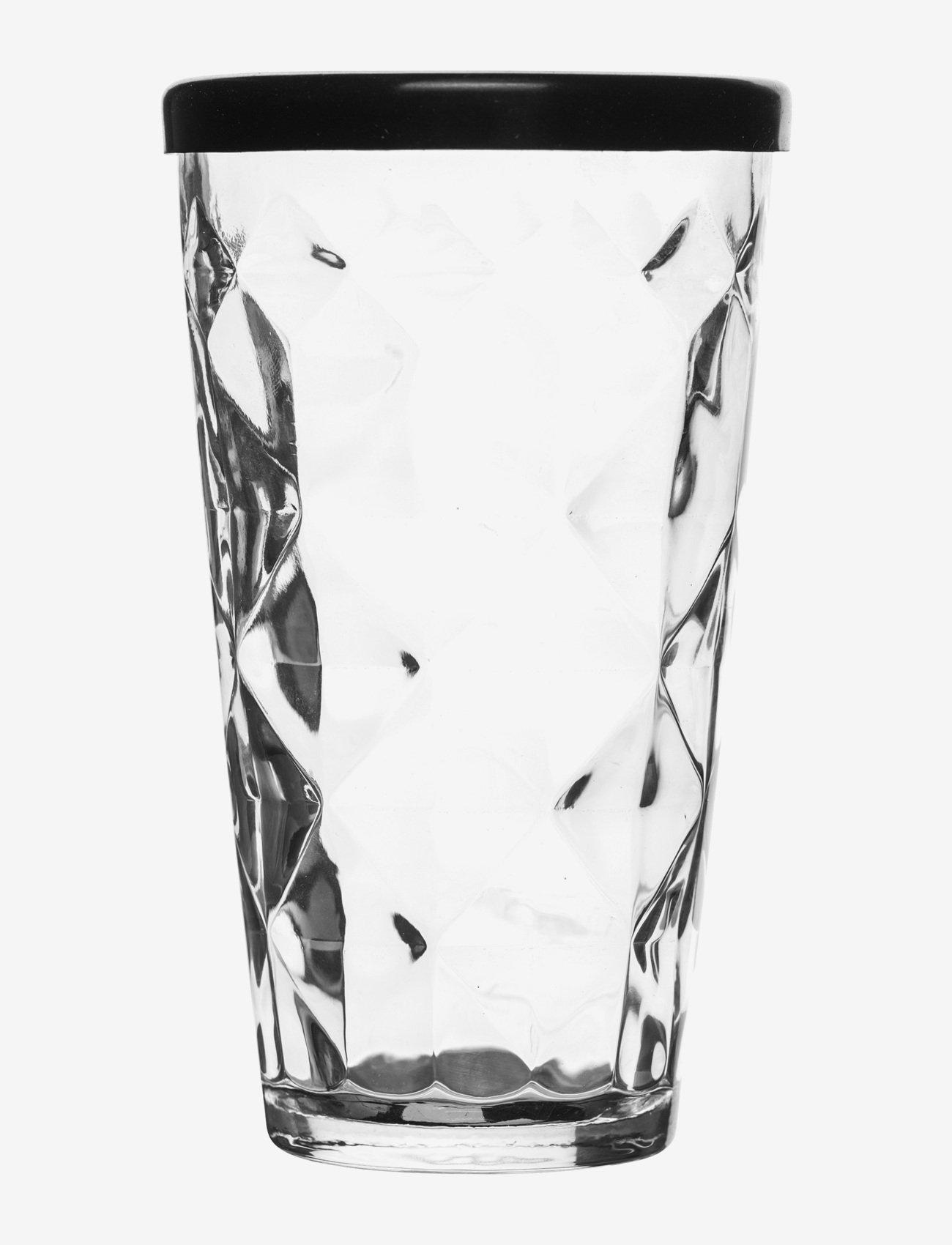 Sagaform - Club shaker - cocktail shakere - black - 0