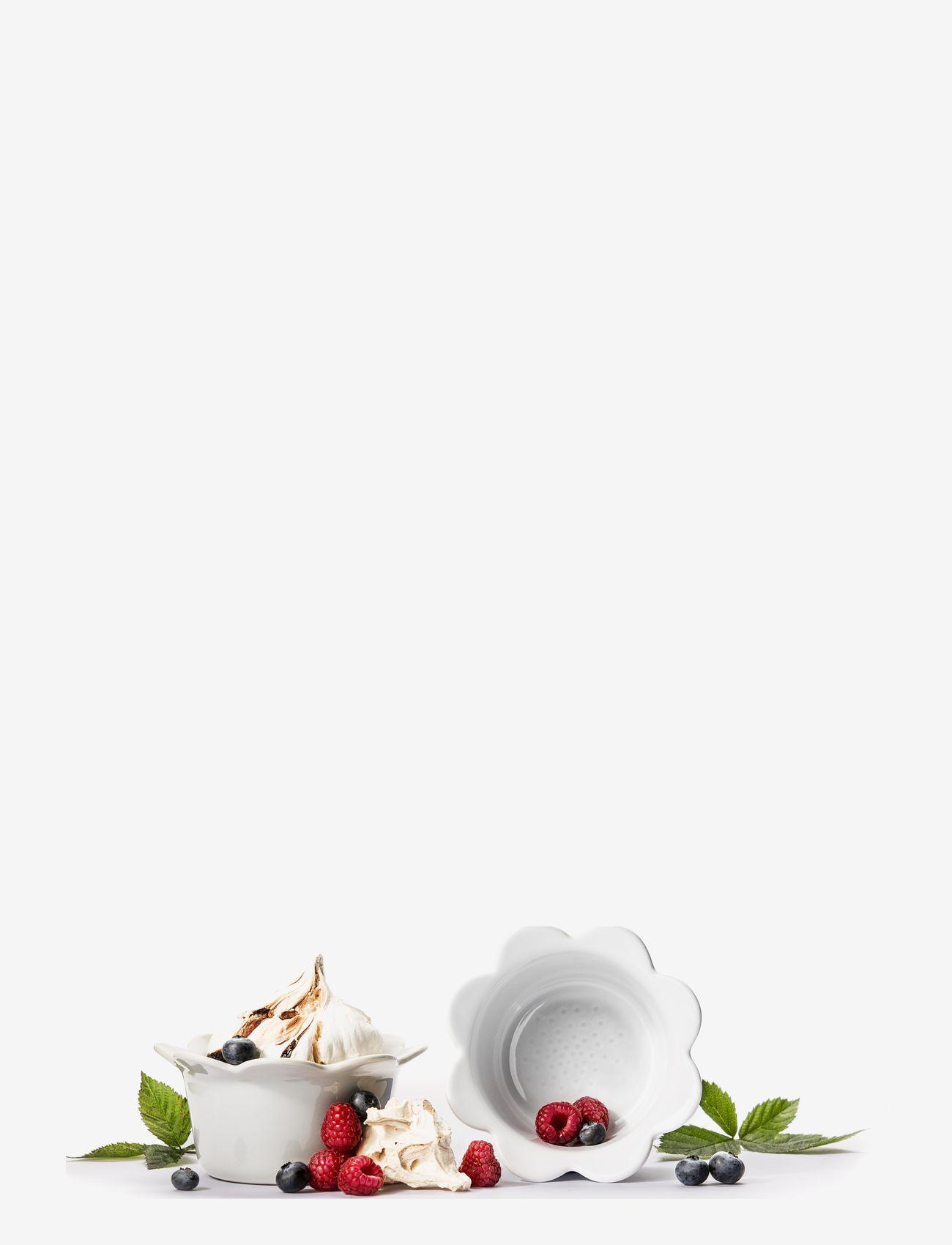Sagaform - Piccadilly portion dishes 2-pack - tarjoilukulhot - white - 0