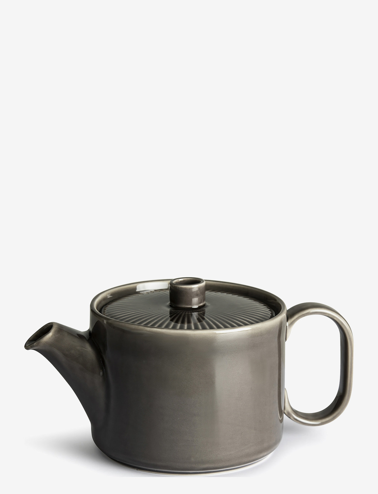 Sagaform - COFFEE & MORE, Tea pot - tekanner - grey - 0