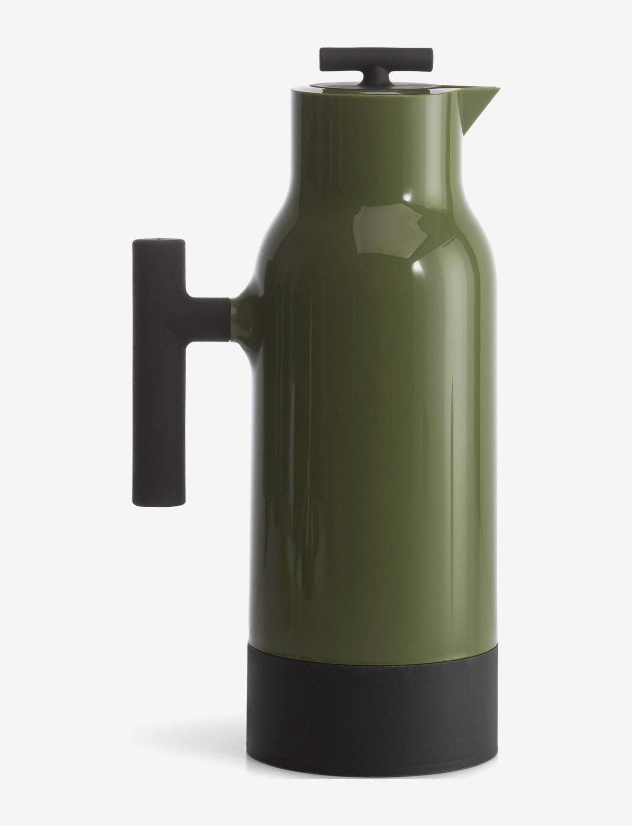 Sagaform - Accent coffee pot steel inset - kannut & karahvit - green - 0