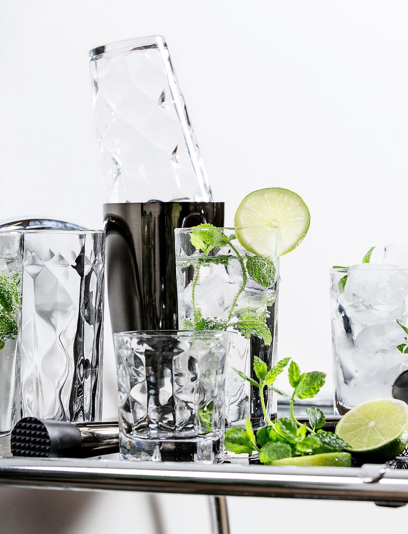 Sagaform - Club shaker - cocktail shakere - black - 1