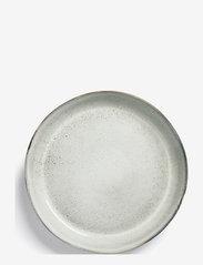 Sagaform - Serving plate - serveringsfat - grey - 0