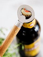 Sagaform - Nature bottleopener - vinåpnere & korketrekkere - brown - 1