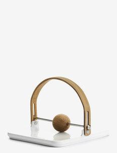Nature Napkin holder - serviettringer & serviettholdere - white
