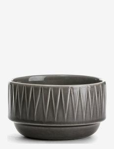 COFFEE & MORE, Bowl - serveringsskåler - grey