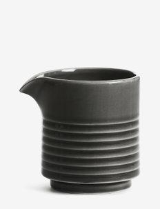 COFFEE & MORE milk jug - maitokannut - grey