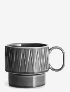 Coffee & More , tea mug - tekopper - grey