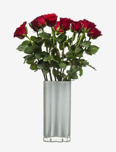 Silhouette vase tall - vaser - white