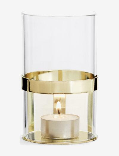 Hold tealight holder - kynttilälyhdyt - gold