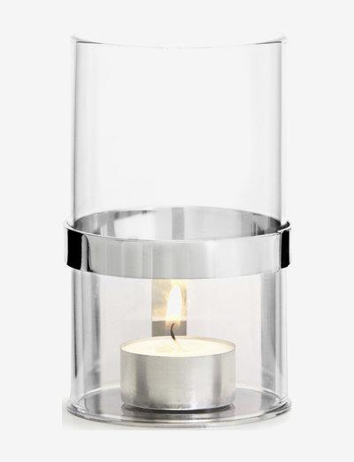 Hold tealight holder - kynttilälyhdyt - silver